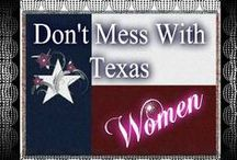 Deep in the heart of Texas / Life is good in Texas! / by Arcadia Floral & Home Decor - Houston TX