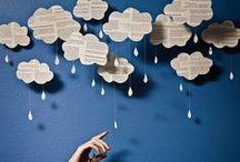 Clouds // Nubes / nubes bonitas, fotos, ilustraciones / by tr3s bloggeras