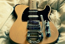 telecasters / by Jeff Solway