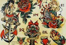 Tattoos / by g1nNº