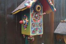 Bird houses / by K Gale Duke