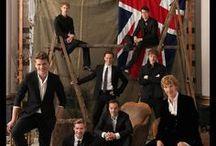 UK just does it better <3 / All my Brit men deserve their own board.. / by Sara VanHauen