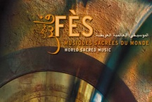 Fes Festival Posters / by The View From Fez