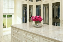 closets / by Debbie Kuhfahl