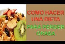 cocina sana y dietas / by ana ilogica