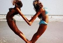 The Best of Friends!! / by Michaela Ulian
