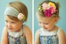 ACC Accesorios para el pelo / by Cosas que hacer con los niños