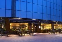 Indigo Restaurant & lounge  / El Restaurant& lounge Indigo, és el nou espai de l'Hotel Carlemany. A partir de les 12 del migdia, ja pots venir a fer l'aperitiu i tenim obert fins l'hora del gin tonic. Vine a degustar les nostres tapes i plats per compartir.  Quin és el teu moment Indigo?? / by HotelCarlemanyGirona