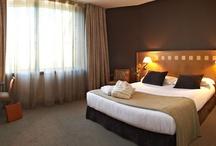 Habitacions/rooms / by HotelCarlemanyGirona