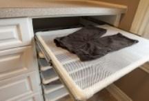 clothes drying racks / by Lynn Johanson