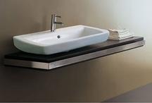 bathrooms / by Lynn Johanson