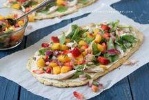 """TQI"" Breads, tortillas, crusts, crackers / No grain, no dairy / by Lynn Johanson"