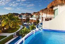 El Dorado Casitas Royale, by Karisma / El Dorado Casitas Royale, one of Conde Nast Traveler Readers' Top 100 Hotels in the World and a AAA Four Diamond Resort, is the pinnacle of romantic seaside luxury. / by Karisma Hotels & Resorts.