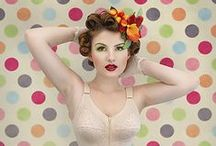 So Vintage / All photos and styles vintage and retro that inspire me. / by Olena Sullivan