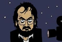 Stanley Kubrick / Stanley Kubrick  / by Tina