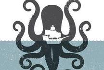 Octopus / by Karine Pujol