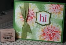 Card inspiration / by Barb Mason