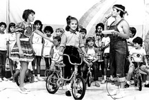 Clubinho / Imagens do Clubinho, programa infantil exibido na TV Alterosa de 1979 a 1989. Belo Horizonte, Minas Gerais. / by Tia Dulce Do Clubinho