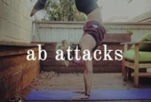 Ab Attacks / Who says girls can't have washboard abs? / by Beautyfit Girls
