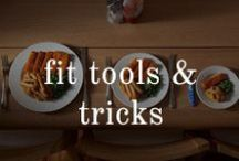 Fit Tools & Tricks / Make your workout just a little easier with this handy tools & tricks! / by Beautyfit Girls