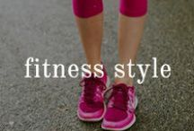 Fitness Style / Just because you are getting sweaty, doesn't mean you can't look good doing it. / by Beautyfit Girls
