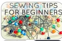 sewing / by Tina Curcio