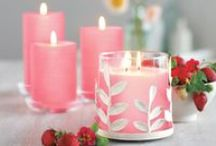 CANDLES CANDLES CANDLES / WAYS TO LIGHT UP YOUR LIFE / by SASSY SUSAN ROE