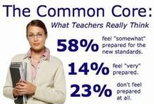 Common Core resources / While you're getting acquainted with and accustomed to the Common Core Standards, we'll be pinning information, tips and ideas that may be useful to have in your classroom. / by Horace Mann Insurance