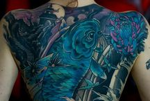 Tattoos / by Frederic Jenny