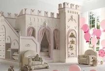 Kids Bedroom Design / by Metty Design