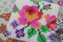 Hama Beads / by Ayşegül Bingül