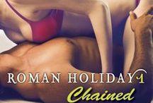 Roman Holiday / #RomanHoliday #RuthieKnox #Loveswept / by Loveswept