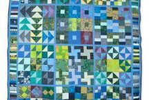Quilt Along Sampler / Throughout Time, Samplers Have Served As The Primary Show-Case Of A Stitcher's Talent / by Mary Jo
