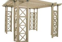 DIY Gazebo Kits / Gazebo Kits come as easy-to-assemble packs and can be easily put together by yourself hence being know as DIY gazebo kits. You can find a lot of great DIY gazebo kits for sale in our Gazebo Kits board. / by Gazebo Kings