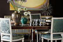 dining room decor / by Rosalba