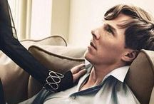 Benedict Cumberbatch / by Jo Mills