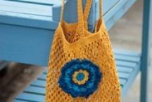 Bags / by Love of Crochet