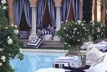 Outdoor Areas & Pools / by Brittany
