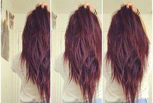 hair  / by Becca
