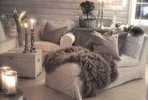 charm.décor / home.  / by Despina Hatzakos