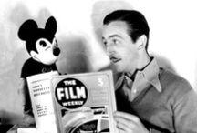 Walt Disney....The Man Of Dreams / by Linda Imus