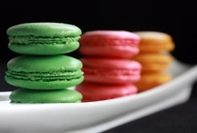 Macarons / by Carissa Taylor