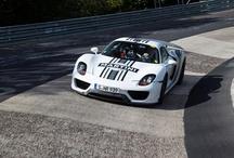 Porsche 918 Spyder / by Boardwalk Porsche