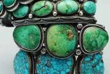 Turquoise and Silver / by Kim Bail