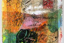 art ~ books/sketchbooks/journals / sketchbooks. journals. books. / by A Lake