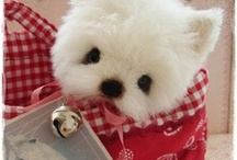 Needle Felted Sweetness / From Bears to Mice...They're All Amazing    / by Linda Imus