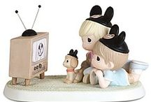 Disney.....Collectibles / by Linda Imus