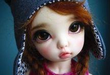 Dolls #4....BJD / by Linda Imus