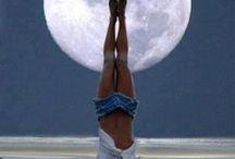 moon / lune / by Patrizia Mari