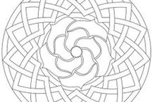 coloring pages / by Nona Pelmonter